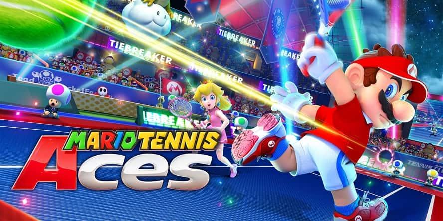 Mario Tennis Aces: arriva Sfavillotto