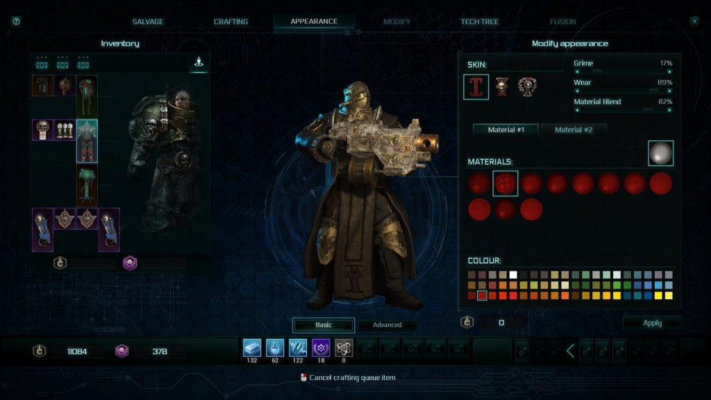 Warhammer 40.000: Inquisitor – Martyr