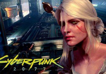 Nessun'apparizione di Ciri in Cyberpunk 2077