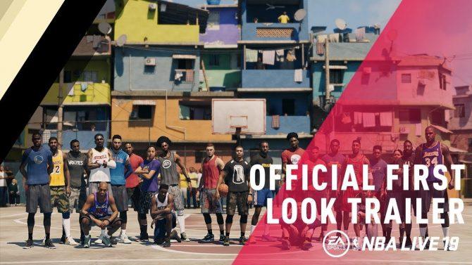 NBA Live 19: nuovo trailer e data di uscita!