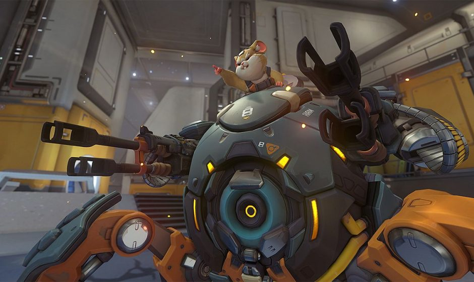 Overwatch: Wrecking Ball è l'eroe più folle e divertente di sempre