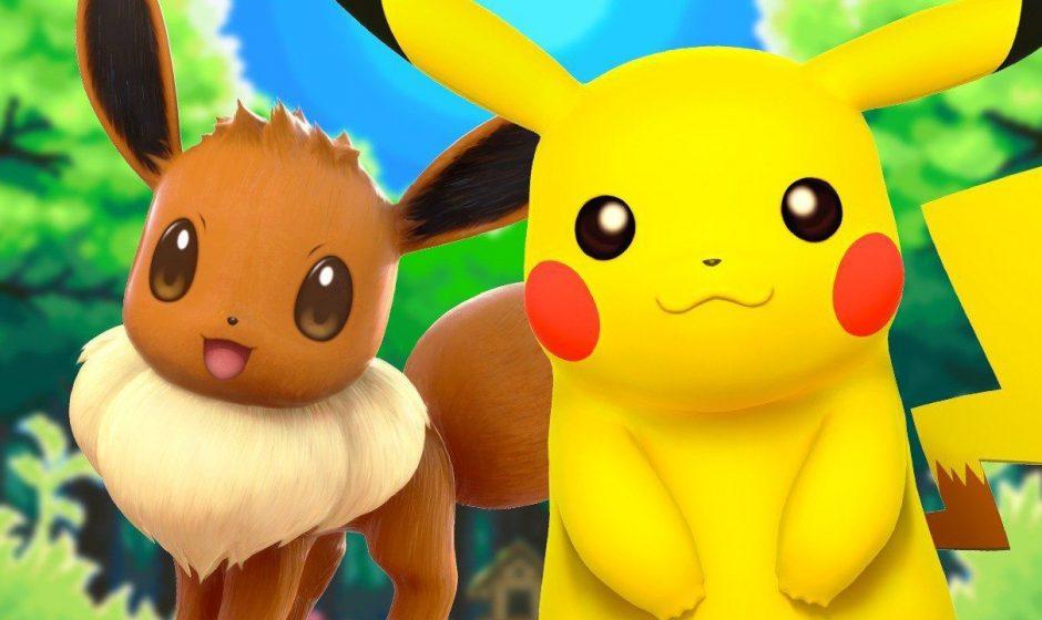 Pokémon: Let's Go Pikachu! e Eevee! nuovi aggiornamenti dall'E3 2018