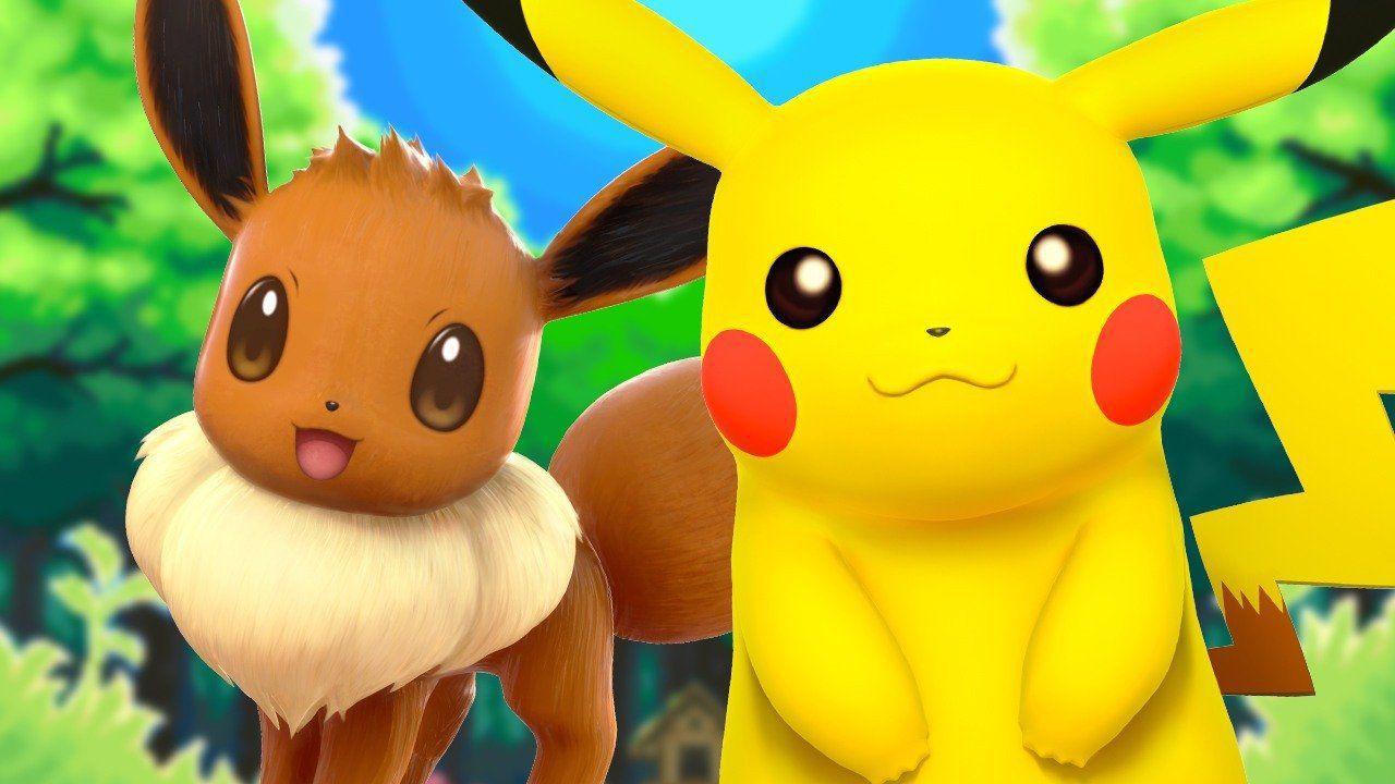 Pokémon Let's Go Pikachu & Eevee – Recensione