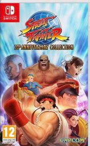 Cover Street Fighter 30th Anniversary Collection
