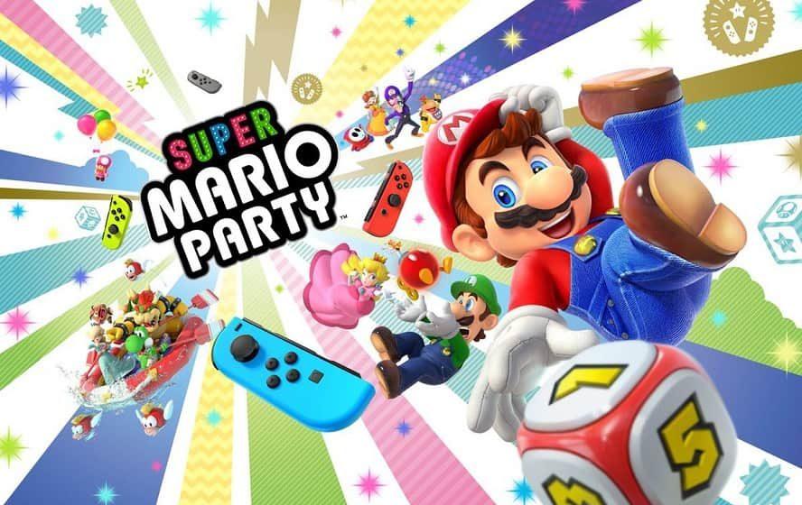 Super Mario Party: trailer d'annuncio