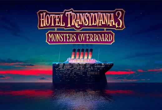 Hotel Transylvania 3 Mostri in Mare - Recensione