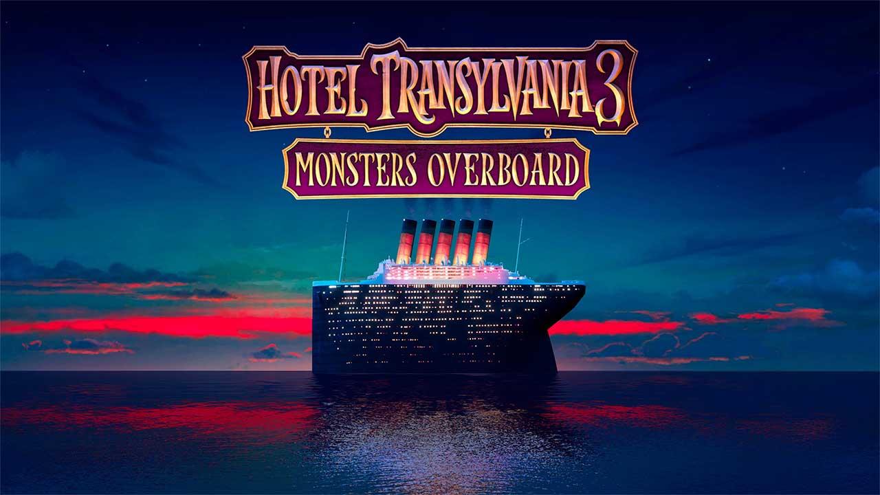 Hotel Transylvania 3 Mostri in Mare – Recensione