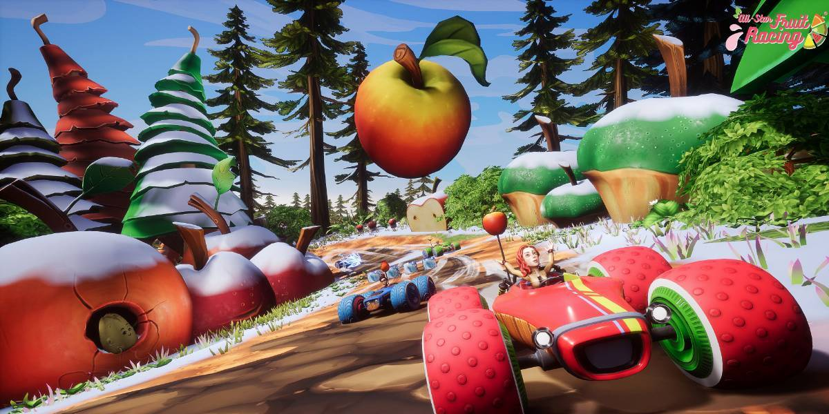 All-Star Fruit Racing – Recensione