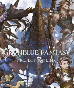 Cover Granblue Fantasy Project Re: Link