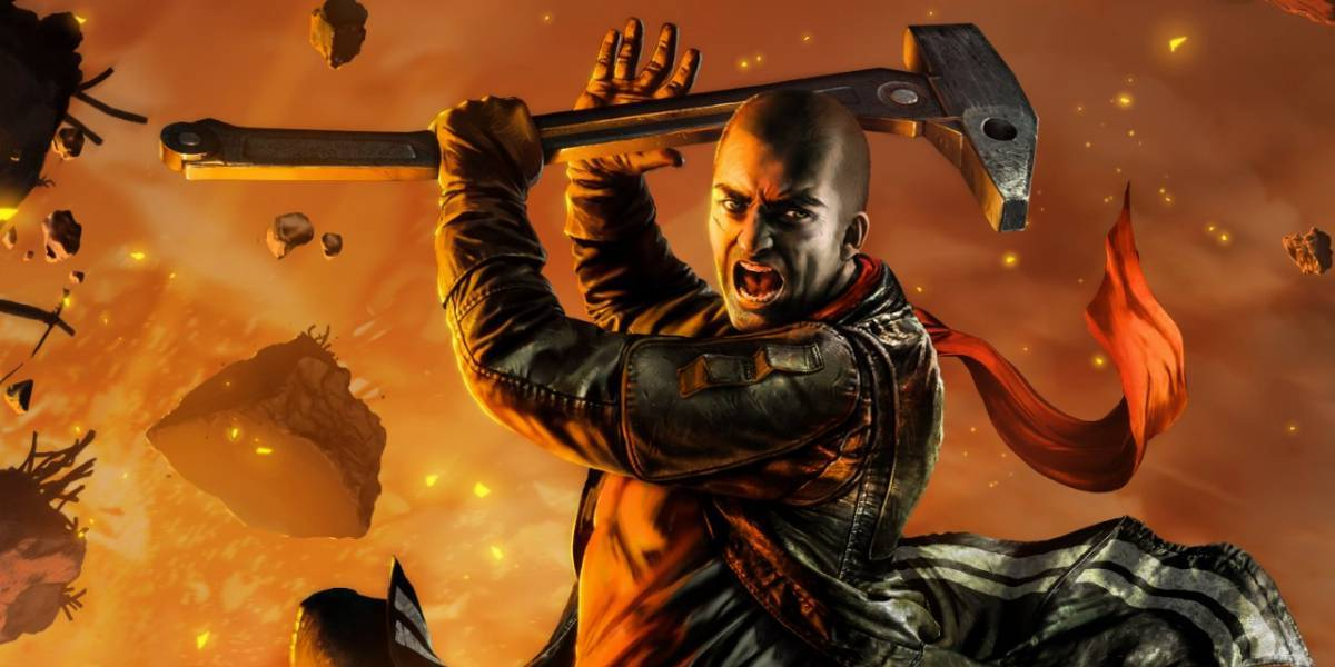 Red Faction Guerrilla Re-Mars-tered – Recensione