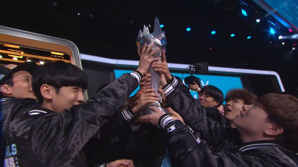 London Spitfire Winner Overwatch League