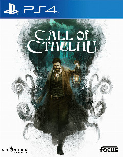 Cover Call of Cthulhu: The Official Video Game