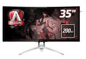 AOC Agon AG352QCX - Recensione