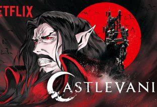 Data d'uscita per la seconda stagione di Castlevania