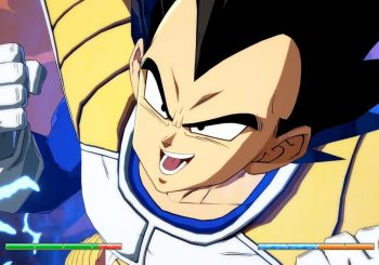 Dragon Ball FighterZ, prime immagini di Goku e Vegeta versione Base