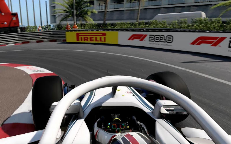 F1 2018, un nuovo video gameplay