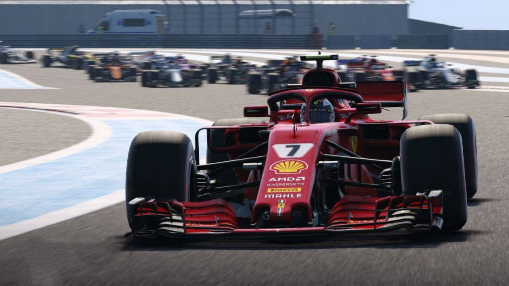 Il terzo gameplay trailer di F1 2018