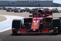 F1 2018 - Provato