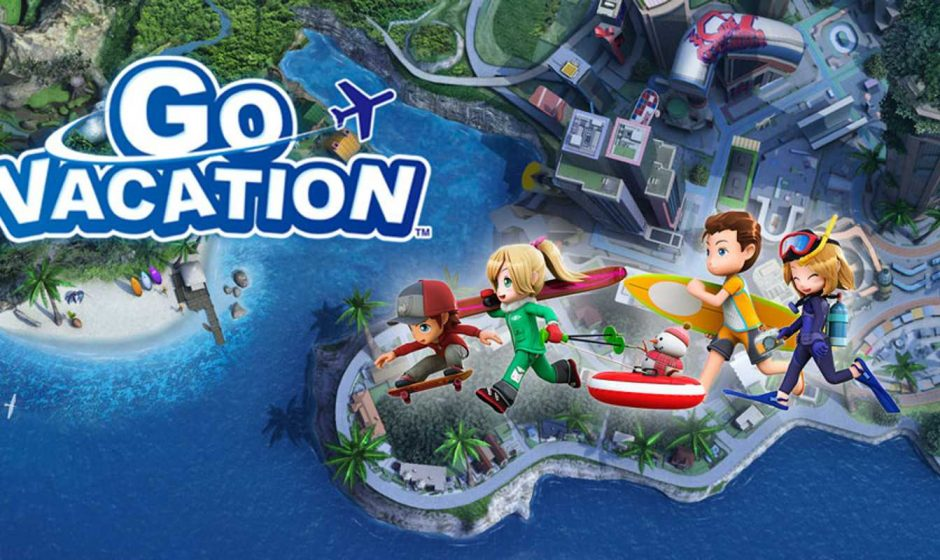 Go Vacation - Recensione Nintendo Switch
