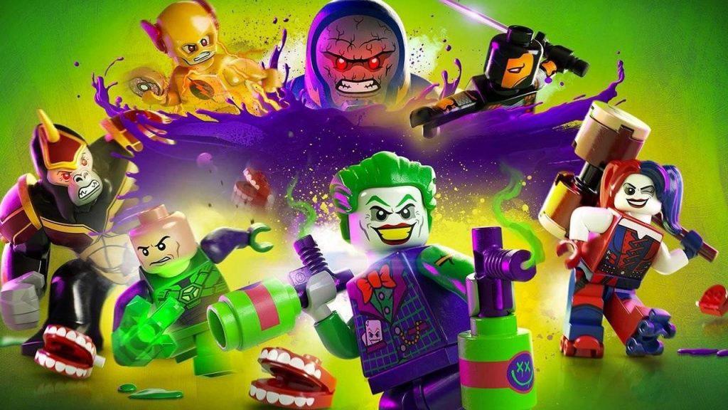 LEGODC Super-Villains
