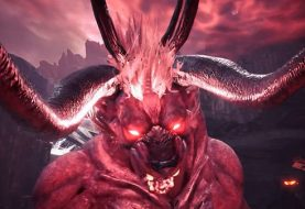 Il Behemoth di Final Fantasy giunge su Monster Hunter World