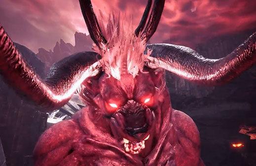 Il Behemoth di Final Fantasy giunge su Monster Hunter World