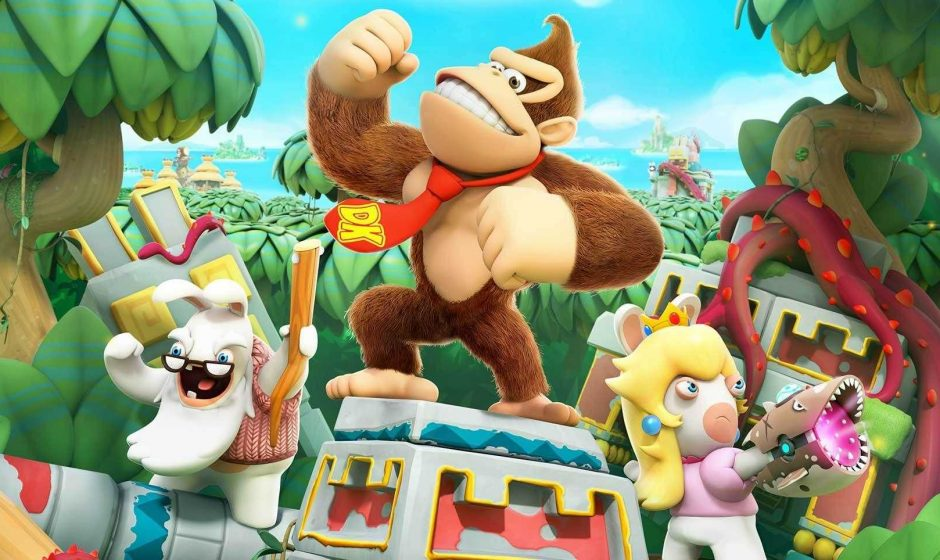 Mario + Rabbids Kingdom Battle: Donkey Kong Adventure - Recensione