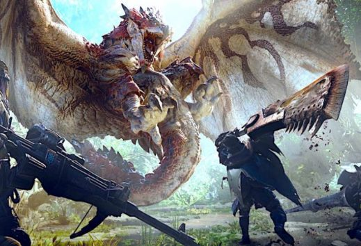 Monster Hunter World Iceborne: presentati nuovi trailer