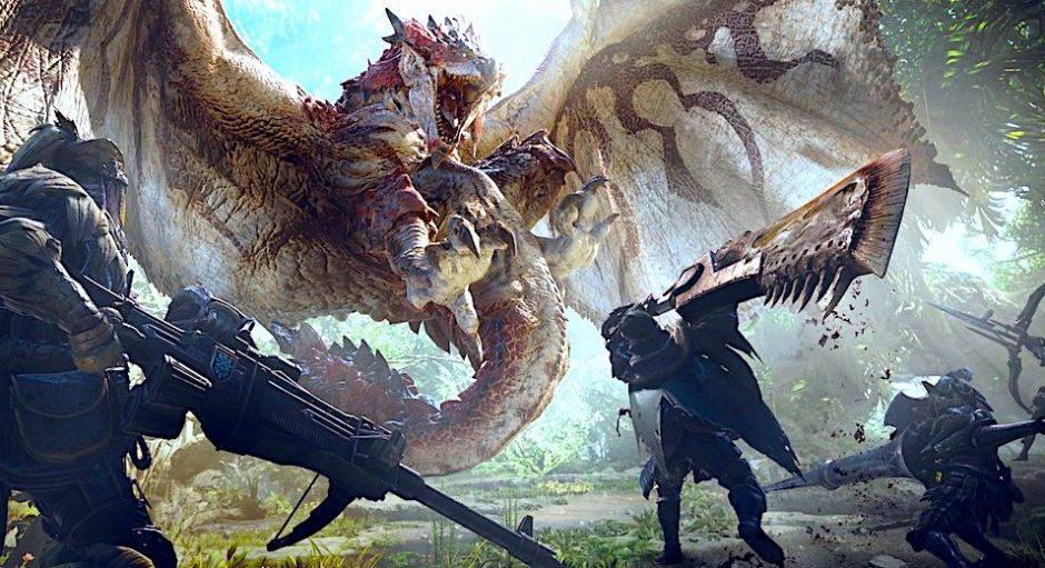 Monster Hunter World: 13 milioni di copie vendute