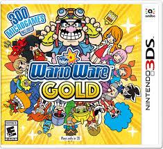 Cover WarioWare Gold