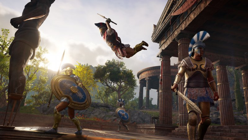 Assassin's Creed Odyssey Giudizio di Atlantide