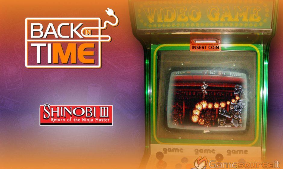 Back in Time - 3D Shinobi III: Return of the Ninja Master