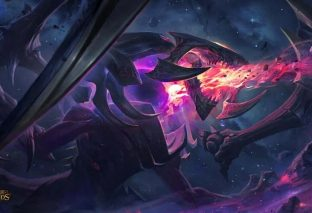 League of Legends: Cho'Gath stella oscura