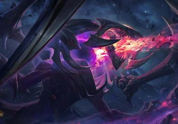 League of Legends: Cho'Gath stella oscura