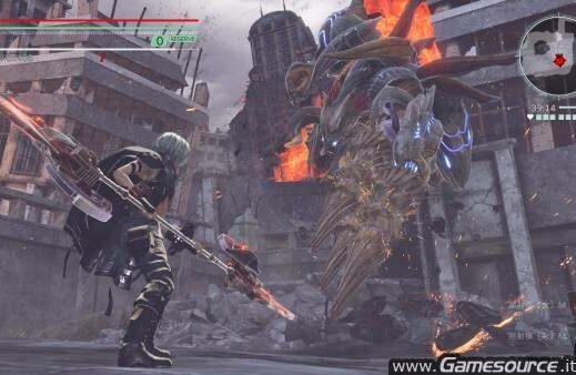 Svelato Zeke in God Eater 3, insieme ad un nuovo Aragami