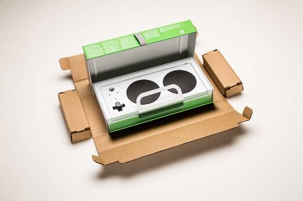 Presentato il packaging accessibile di Xbox Adaptive Controller
