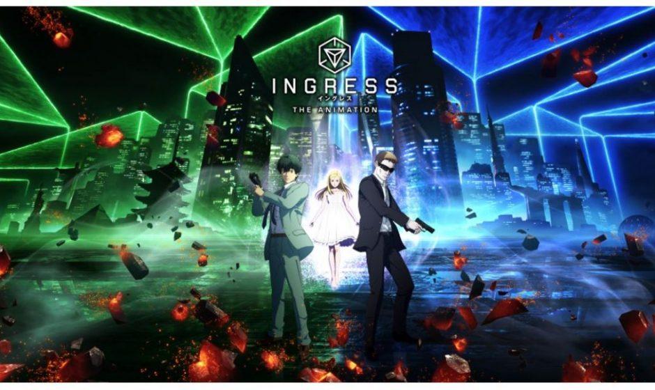 Ingress riceverà un adattamento anime su Netflix