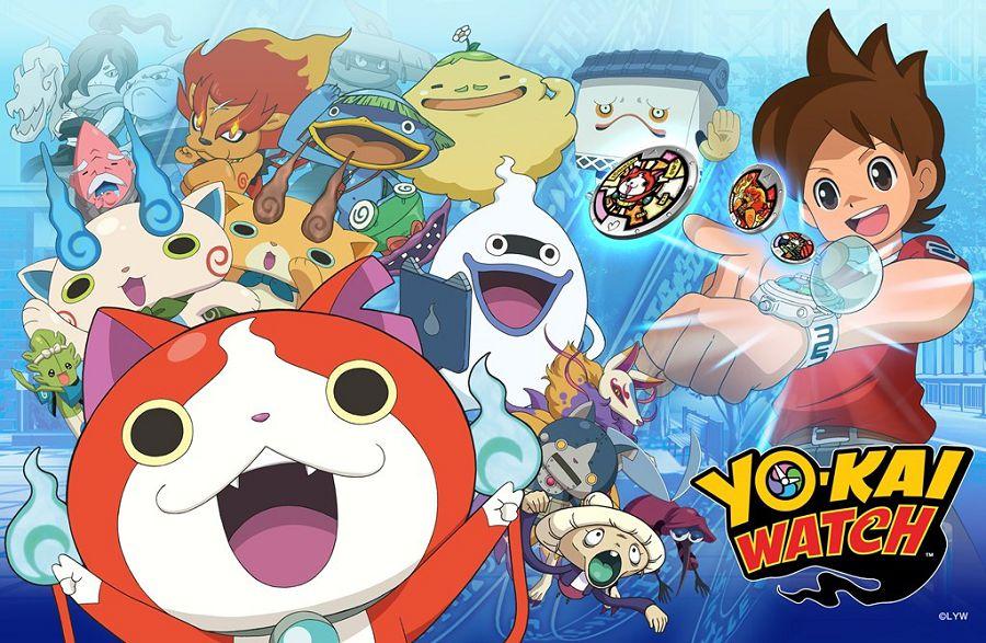 Yo-Kai Watch 4 trailer