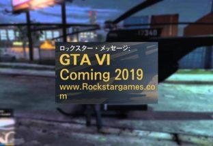 """Rockstar annuncia: """"GTA VI non uscirà nel 2019"""""""