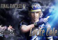Locke Cole piomba per rubar vittorie in Dissidia Final Fantasy NT