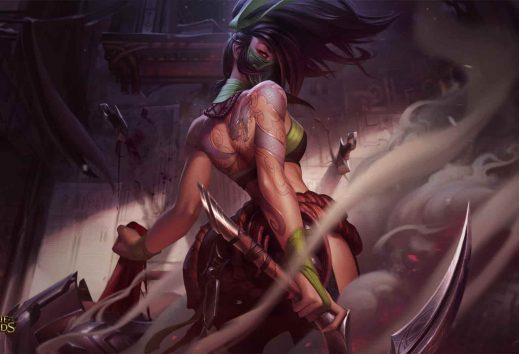 League of Legends: il rework di Akali