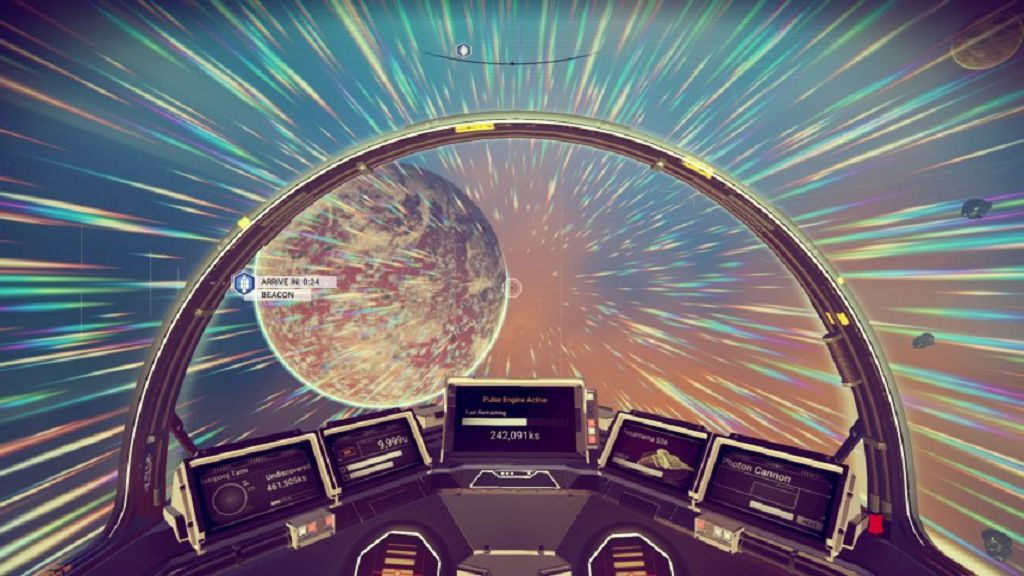 No Man's Sky registra quasi 100.000 giocatori