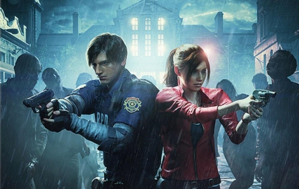 Resident Evil 2 Remake gameplay