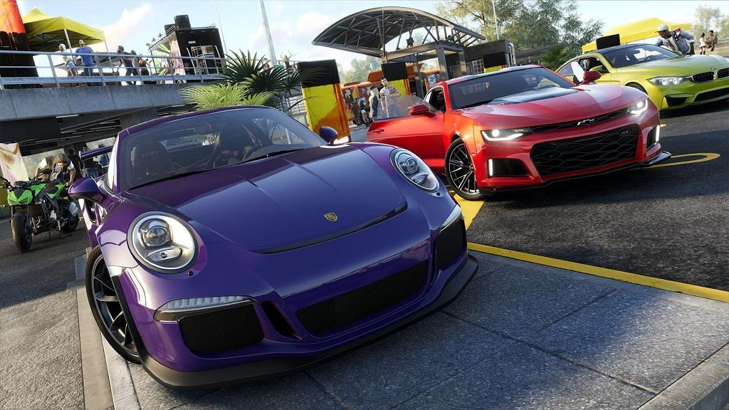 The Crew 2 disponibile Summer in Hollywood