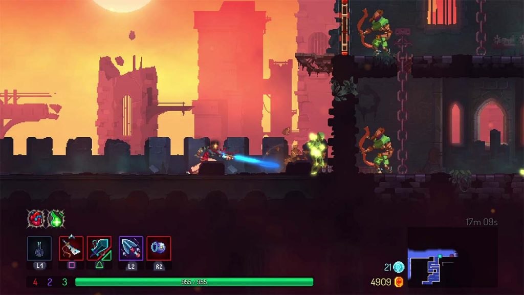 Dead Cells iOS Android