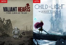 Child of Light e Valiant Hearts in arrivo su Nintendo Switch
