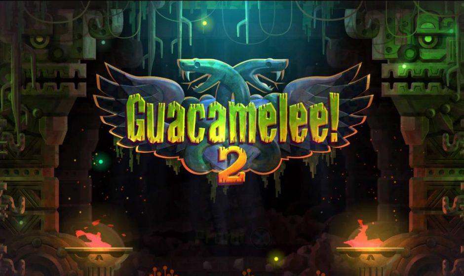 Annunciato Guacamelee! 2 su XboxOne X e Microsoft Store!