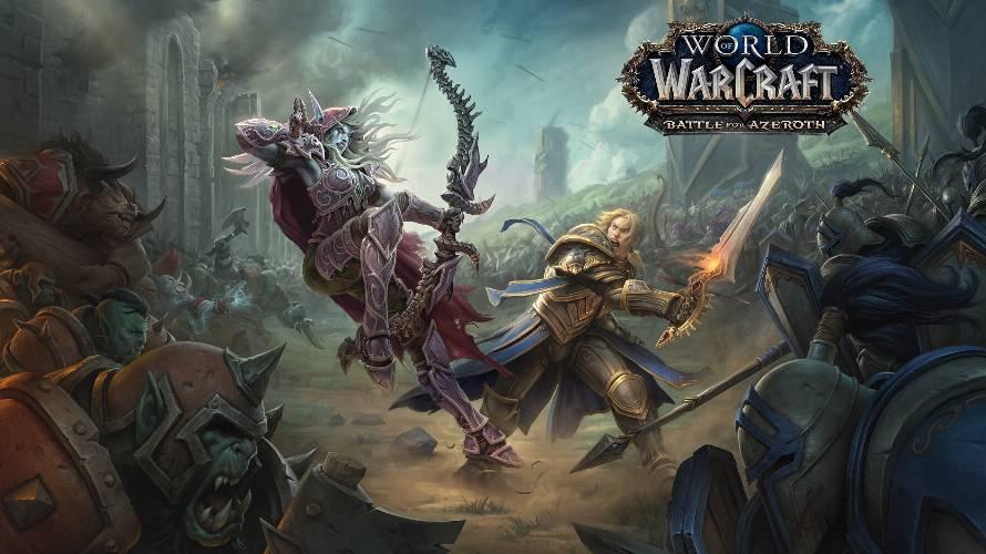 WoW: Nuovo record di vendite per l'espansione Battle for Azeroth