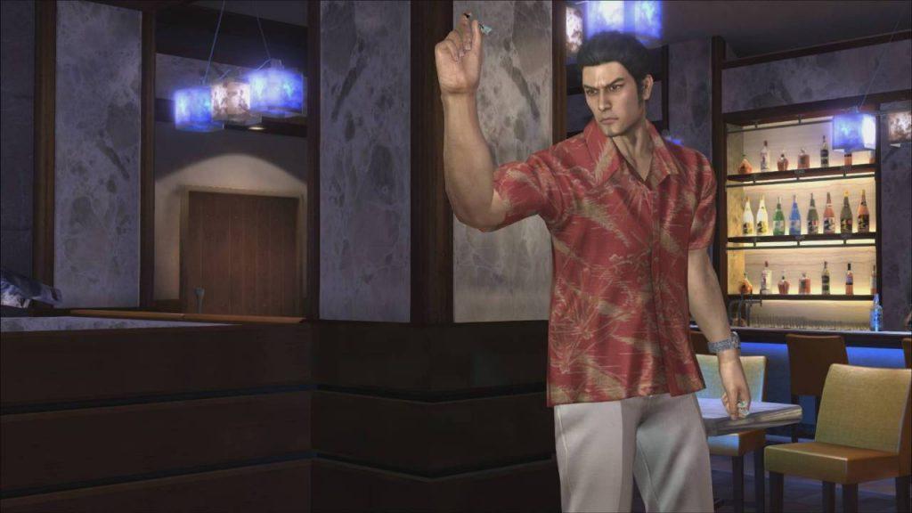 Yakuza 3 Remastered screen