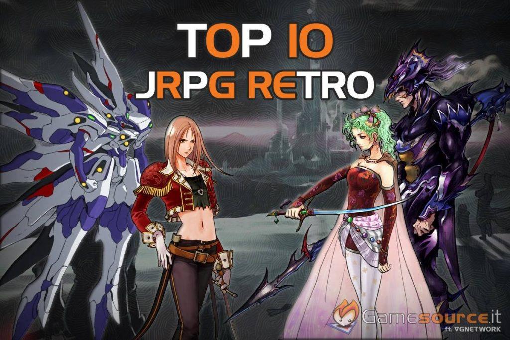 Top 10 JRPG